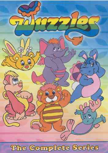 WUZZLES CARTOON SERIES
