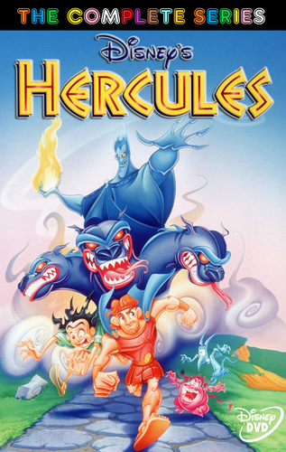 HERCULES CARTOON SERIES