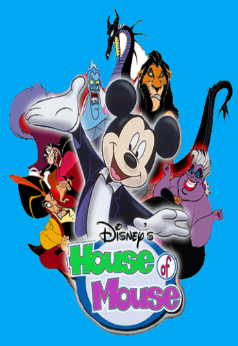 HOUSE OF MOUSE CARTOON SERIES