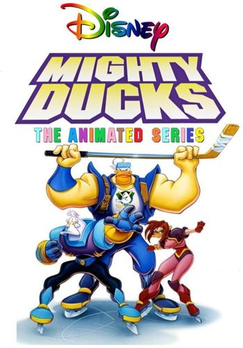 MIGHTY DUCKS CARTOON SERIES