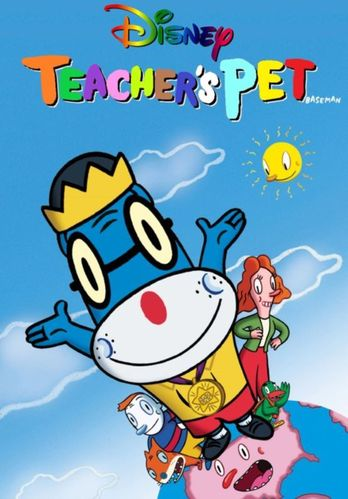 TEACHER'S PET CARTOON SERIES