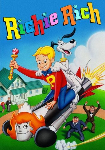 RICHIE RICH CARTOON SERIES