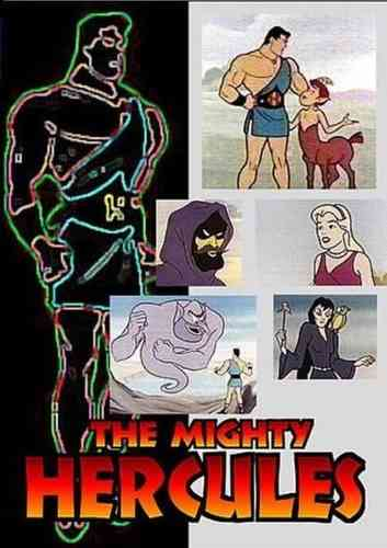 THE MIGHTY HERCULES CARTOON SERIES