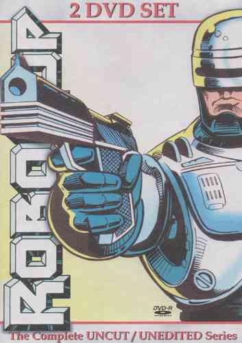ROBOCOP CARTOON SERIES