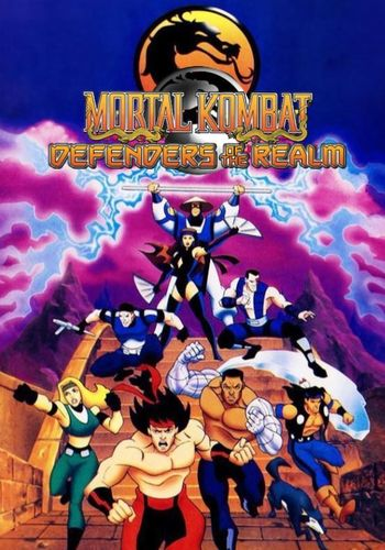 MORTAL KOMBAT CARTOON SERIES