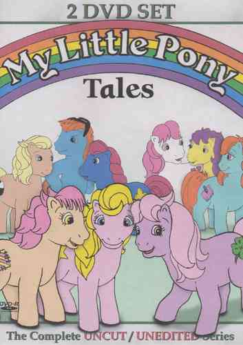 MY LITTLE PONY TALES CARTOON SERIES