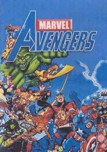 AVENGERS CARTOON SERIES