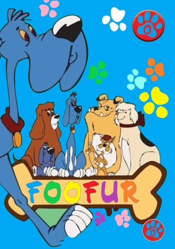FOOFUR CARTOON SERIES