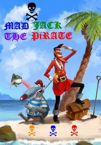 MAD JACK THE PIRATE CARTOON SERIES