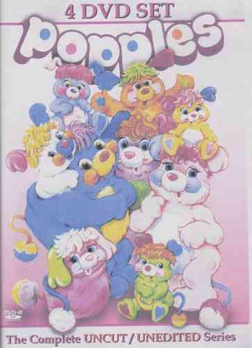 POPPLES CARTOON SERIES