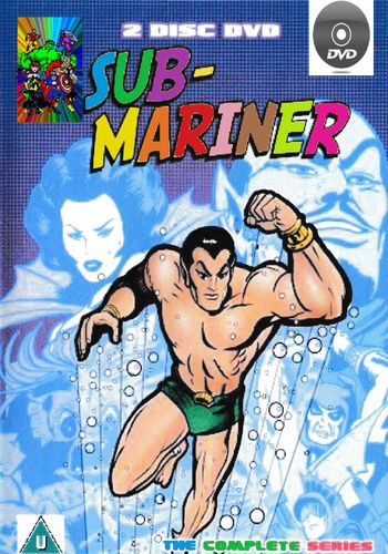 SUB-MARINER CARTOON SERIES