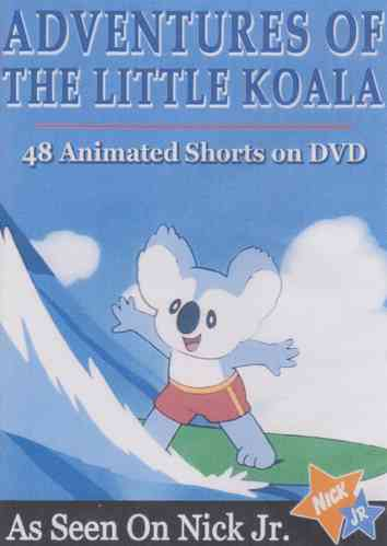 ADVENTURES OF THE LITTLE KOALA CARTOON SERIES