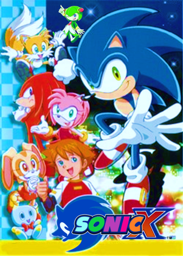SONIC X CARTOON SERIES