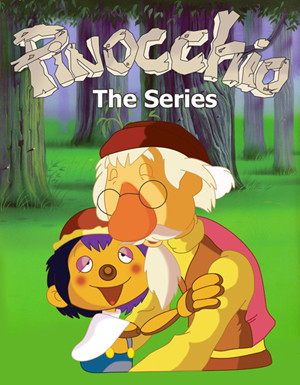 PINOCCHIO CARTOON SERIES