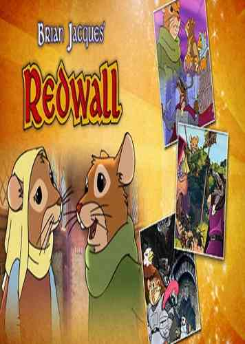 REDWALL CARTOON SERIES