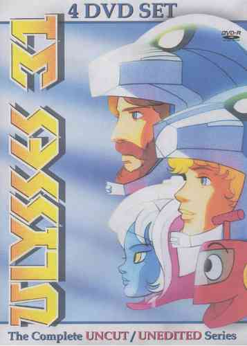 ULYSSES 31 CARTOON SERIES