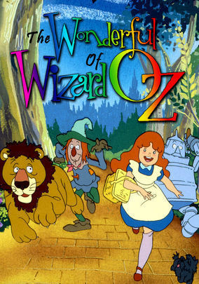 THE WONDERFUL WIZARD OF OZ CARTOON SERIES