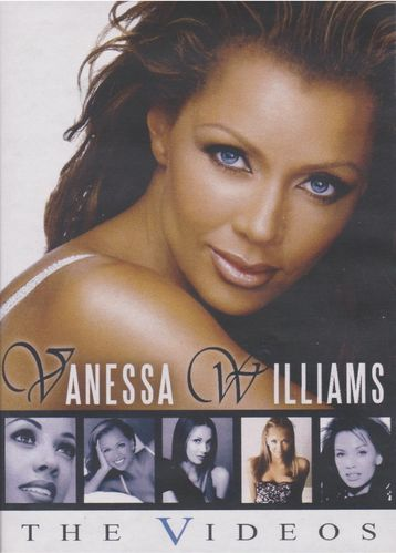 VANESSA WILLIAMS MUSIC VIDEOS COLLECTION