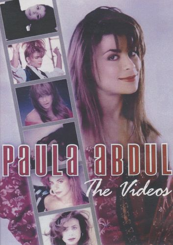 PAULA ABDUL MUSIC VIDEOS COLLECTION