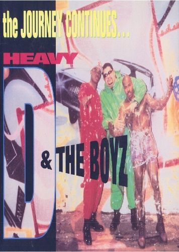 HEAVY D & THE BOYZ MUSIC VIDEOS COLLECTION