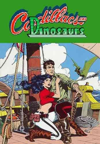 CADILLACS AND DINOSAURS CARTOON SERIES