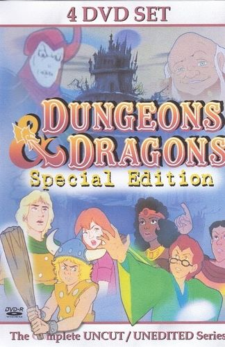 DUNGEONS & DRAGONS CARTOON SERIES