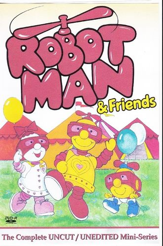 ROBOTMAN & FRIENDS CARTOON SERIES
