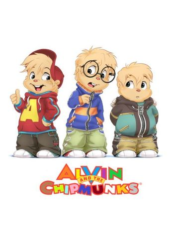 ALVIN AND THE CHIPMUNKS CARTOON SERIES