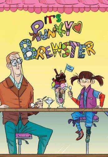 IT'S PUNKY BREWSTER CARTOON SERIES