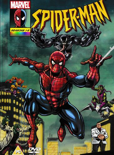 SPIDER-MAN CARTOON SERIES