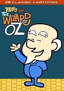 TALES OF THE WIZARD OF OZ CARTOON SERIES