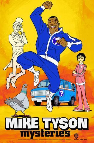MIKE TYSON MYSTERIES CARTOON SERIES