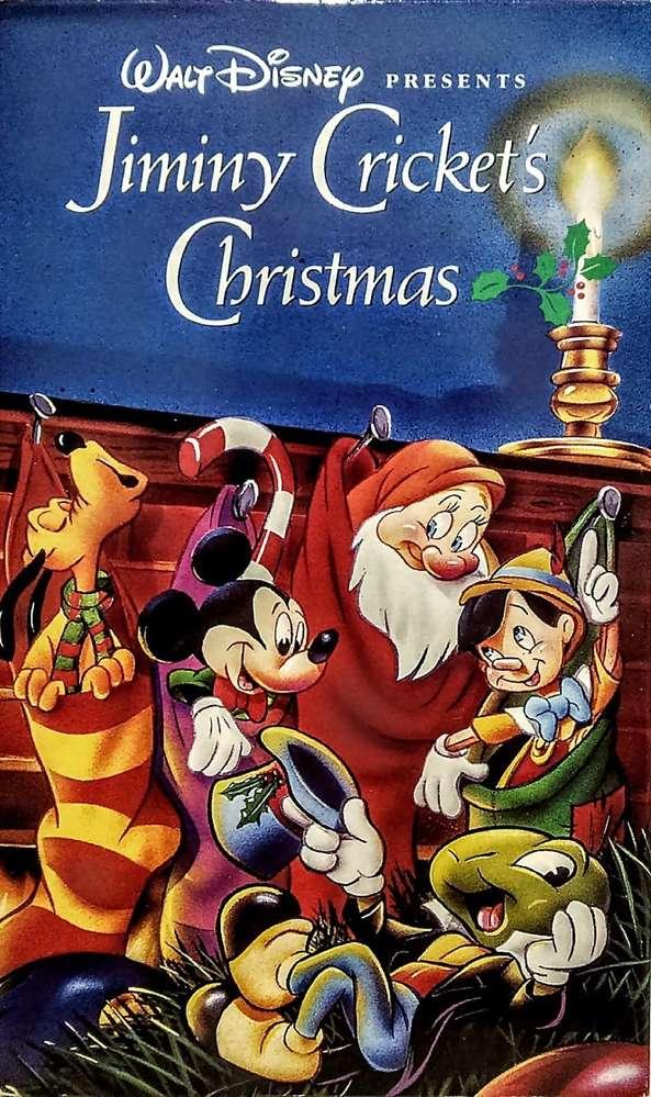 JIMINY CRICKET\'S CHRISTMAS