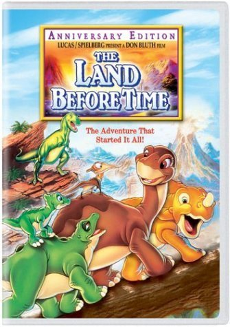 THE LAND BEFORE TIME COMPLETE MOVIES COLLECTION