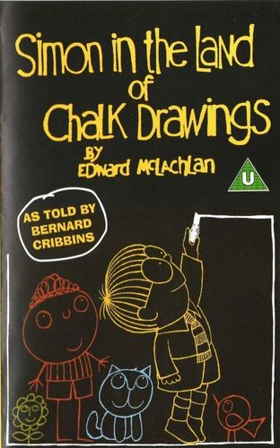 SIMON IN THE LAND OF CHALK DRAWINGS CARTOON SERIES