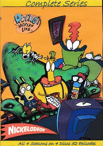 ROCKO'S MODERN LIFE CARTOON SERIES