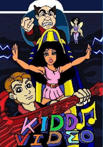 KiDD ViDEO CARTOON SERIES