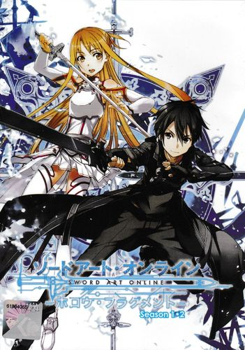 SWORD ART ONLINE CARTOON SERIES
