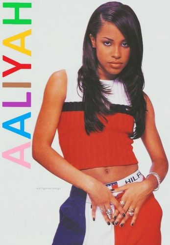 AALiYAH MUSiC ViDEOS COLLECTiON