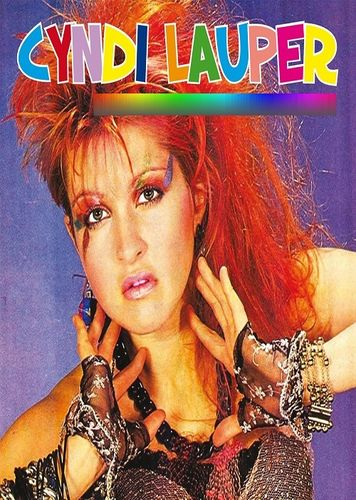 CYNDI LAUPER MUSIC VIDEOS COLLECTION