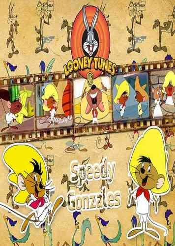 SPEEDY GONZALES CARTOON SERIES