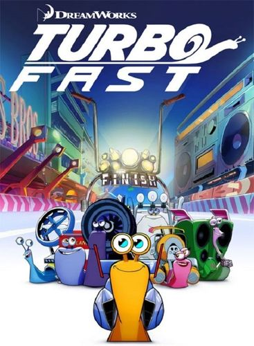 TURBO FAST CARTOON SERIES