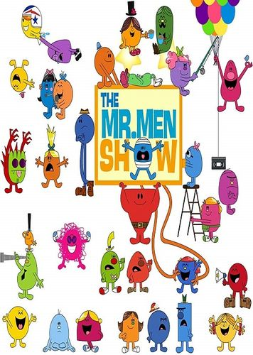 THE MR. MEN SHOW CARTOON SERIES