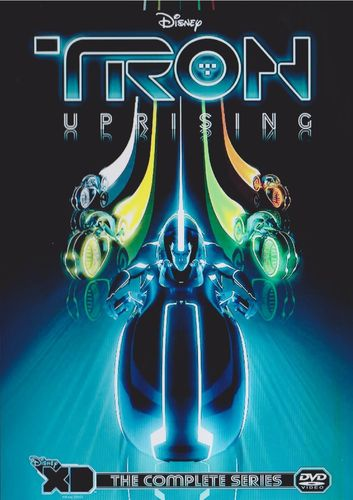 TRON UPRISING CARTOON SERIES