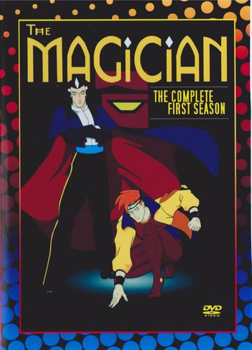 THE MAGICIAN CARTOON SERIES