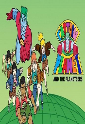 CAPTAIN PLANET CARTOON SERIES