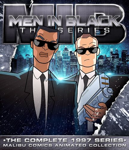 MEN IN BLACK CARTOON SERIES